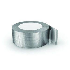 Скотч армированный для теплоизоляции (шир. 50 мм., дл. 50 м)