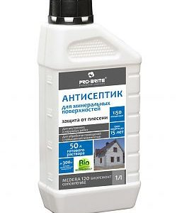 Антисептик для защиты от плесени и грибка Medera 120 (распылитель 0,5 л)