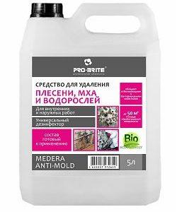 Средство для удаления плесени, мха и водорослей Medera Anti-Mold (распылитель 0,5 л)