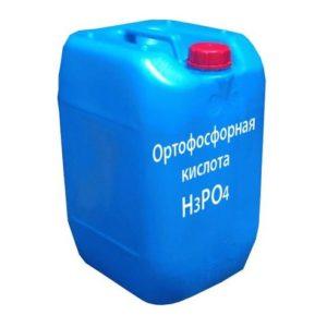 Ортофосфорная кислота (канистра 35 кг)