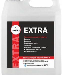 Удалитель бетона, цемента Medera Extra (бутыль 1 л) Концентрат 1:6