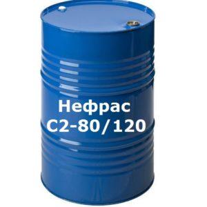 Нефрас С2-80/120 Бензин калоша (канистра 10 л)