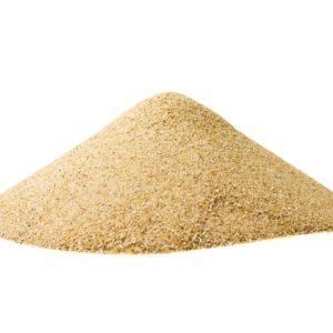 Кварцевый песок фракция 0,1 - 0,4 (мешок 25 кг)